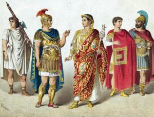 la moda nell'antica roma - archeoclubtorre