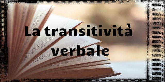 transitivita-verbale