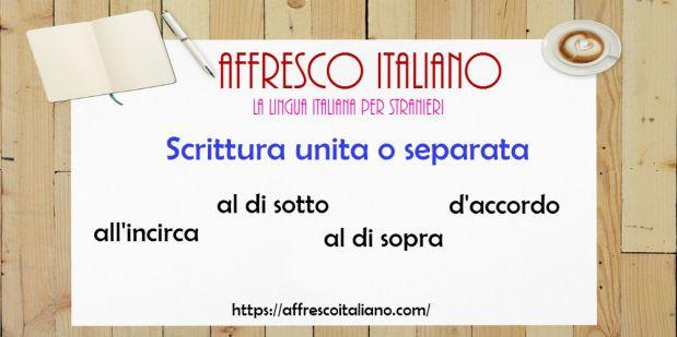 scrittura separata unita_due