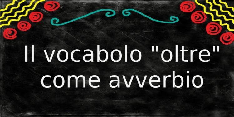 vocabolo-oltre