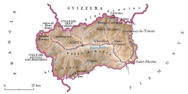 Curiosita Linguistiche Valle D Aosta Affresco Della Lingua Italiana