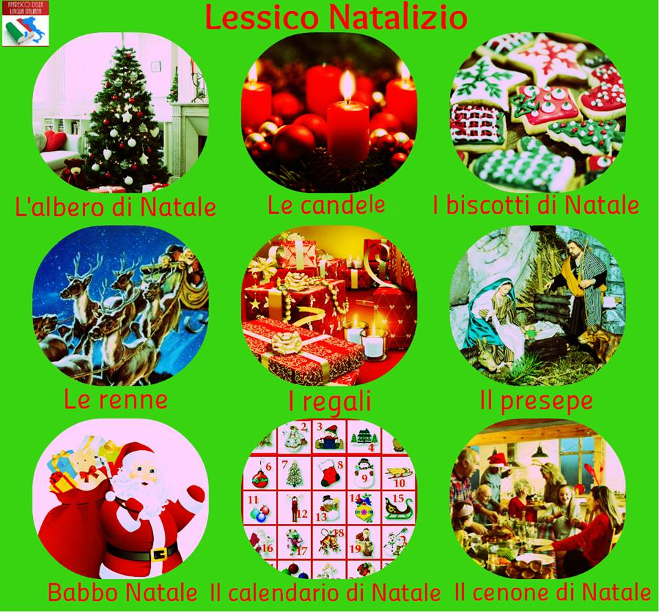 Lessico natalizio